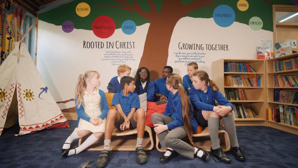 school-council-talking